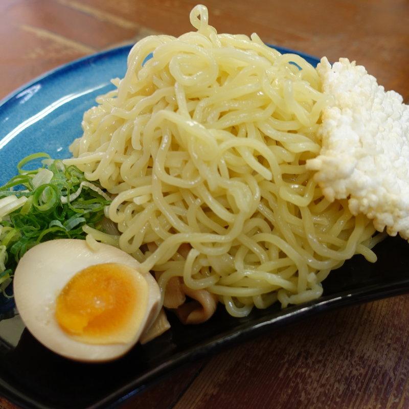 白ごまつけ麺(大盛)3辛