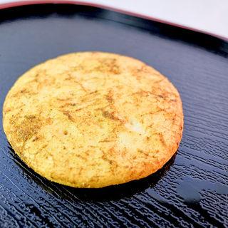 スパイシーカリー煎餅(新宿中村屋 東京駅京葉ストリート店 )