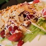 本場沖縄の味★タコライス(cafe and bar brace marunouchi )