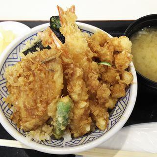 上天丼(金子半之助 ラゾーナ川崎プラザ店)