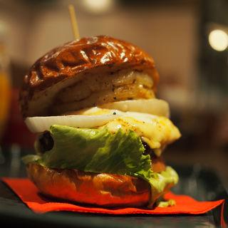 ハワイアンバーガー(8月マンスリー)(burgers)