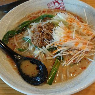 坦々麺(味噌らーめん不二乃2番館 )