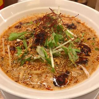金胡麻坦々麺(金蠍 (キンカツ))