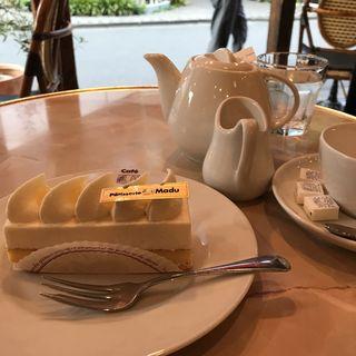 タルトフロマージュ(カフェ・マディ 青山店 (Cafe Madu))