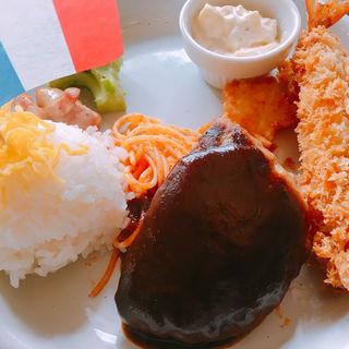 キッズハンバーグ(あさくま 刈谷店 )