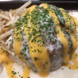 各種ハンバーグ定食(肉の石川東戸塚店)