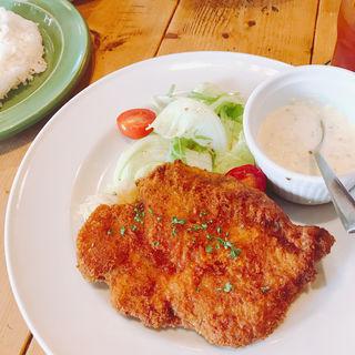 ポークチーズカツレツ(グロリアス チェーン カフェ (glorious chain cafe))