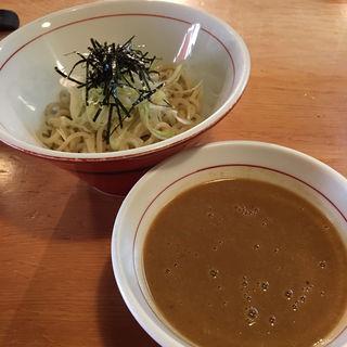 味噌つけ麺(麺と人 (めんとひと))