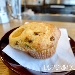 きんかんとクリームチーズのマフィン(2F coffee (ニエフコーヒー))