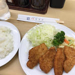 ポークカツ(洋食 キラク )