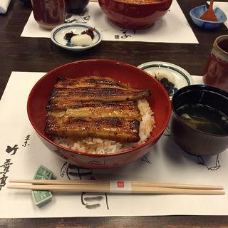 鰻丼(肝吸・吸物付)(東京竹葉亭 西宮店 (とうきょうちくようてい))