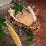 生牡蠣(中)