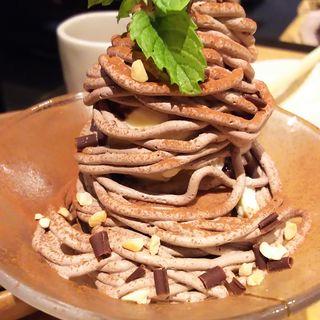 チョコ好きのためのチョコンブラン(居酒屋 土間土間 溝の口店 )
