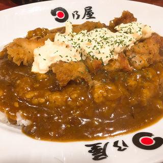 チキン南蛮カレー(日乃屋カレー 茅場町店 )