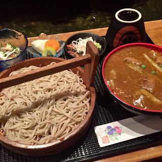 カレー丼御膳(美舟音 (みふね))