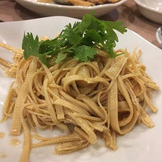 干し豆腐の和え物(中華 大興 (タイコウ))