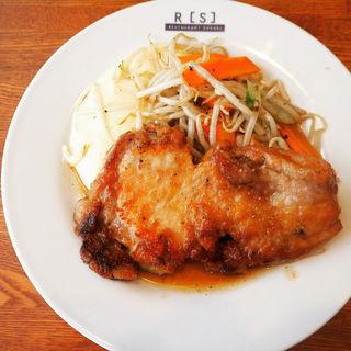 ポークジンジャー(レストラン・サカキ (RESTAURANT SAKAKI))