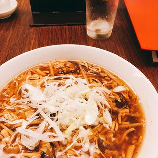 サンラータン麺(鼎泰豐 日本橋店 (鼎泰豊 ディンタイフォン))