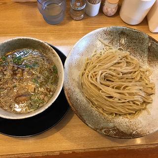 特製つけ麺 二玉 醤油(彩色ラーメン きんせい夢風 (【旧店名】きんせい 総本家 高槻栄町))