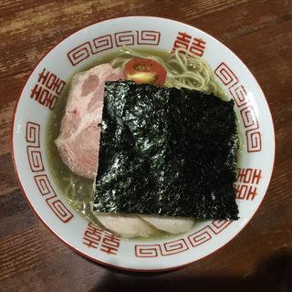 冷やしじゅうそう(麺や而今 (じこん))