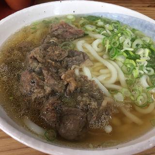 肉うどん(弥太郎うどん)