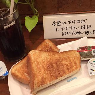 トースト(ドトールコーヒーショップ 人形町3丁目店 (DOUTOR COFFEE))
