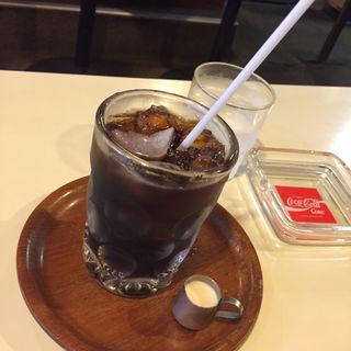 アイスコーヒー(Q (キュー))