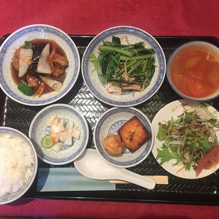 日替わり定食(CHINESE 宗家 (シュウヤ))