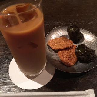 アイスカフェオレ(河原町屋)