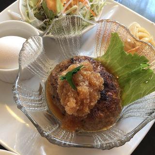 自家製ハンバーグ定食(ヴェル (Veru))