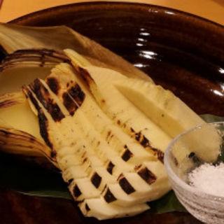 筍(花柚子 (ハナユズ))