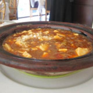 土鍋麻婆豆腐(天啓 (テンカイ))