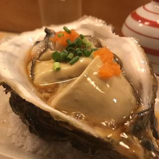 天然岩牡蠣(鮨大前 (すしだいぜん))