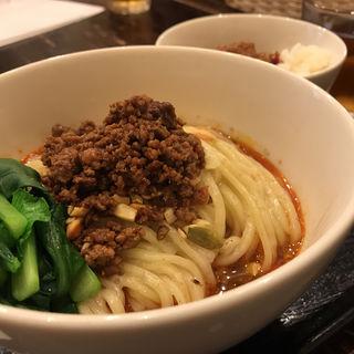 汁なし担々麺(郷村居 (シャンソンキョ))