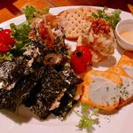 ポテトサラダ4種盛り(ヒラクヤ )