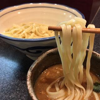 道産つけ麺(烈志笑魚油 麺香房 三く)