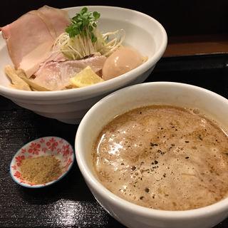 鯛白湯のつけ麺(麺のようじ 海(SEA))