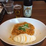 チキントマトキーマカレー(cafe&dining HORIZON (カフェアンドダイニングホライズン))