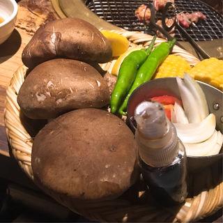 野菜盛り合わせ(京の焼肉処 弘 先斗町店 (ヒロ))