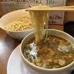 TSW13号のつけ麺