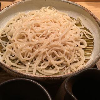 ざるうどん(山長 大手町店 (ヤマチョウ))