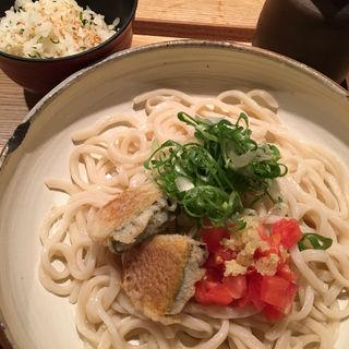 胡麻とカボチャの冷たいクリームうどん(山長 大手町店 (ヤマチョウ))