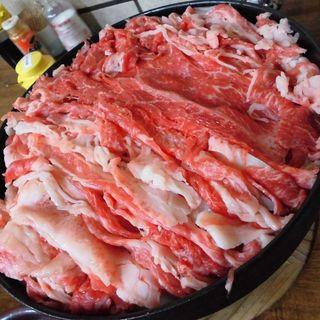 牛鉄鍋(すき焼・鍋物 なべや )