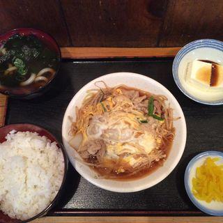 とん玉定食(衣笠 石町店 (きぬがさ))