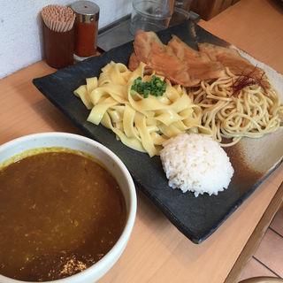相盛りカレーつけ麺(とろ肉つけ麺 魚とん (【旧店名:とろ肉つけ麺 蔦八】))