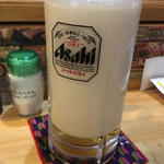 生ビール(あいちゃん)