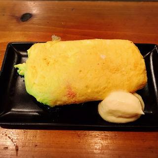 明太子たまご焼き(焼肉・ホルモン 恵比寿 英司)
