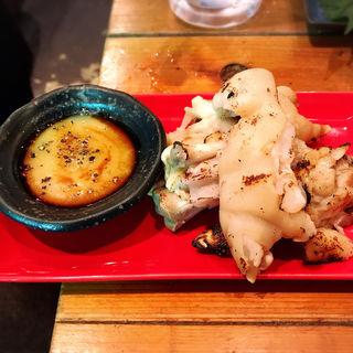 焼き豚足(焼肉・ホルモン 恵比寿 英司)