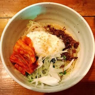 英司の冷麺(焼肉・ホルモン 恵比寿 英司)