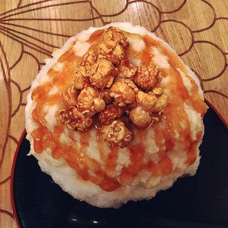 塩キャラメルポップコーン(大阪浪花家 )